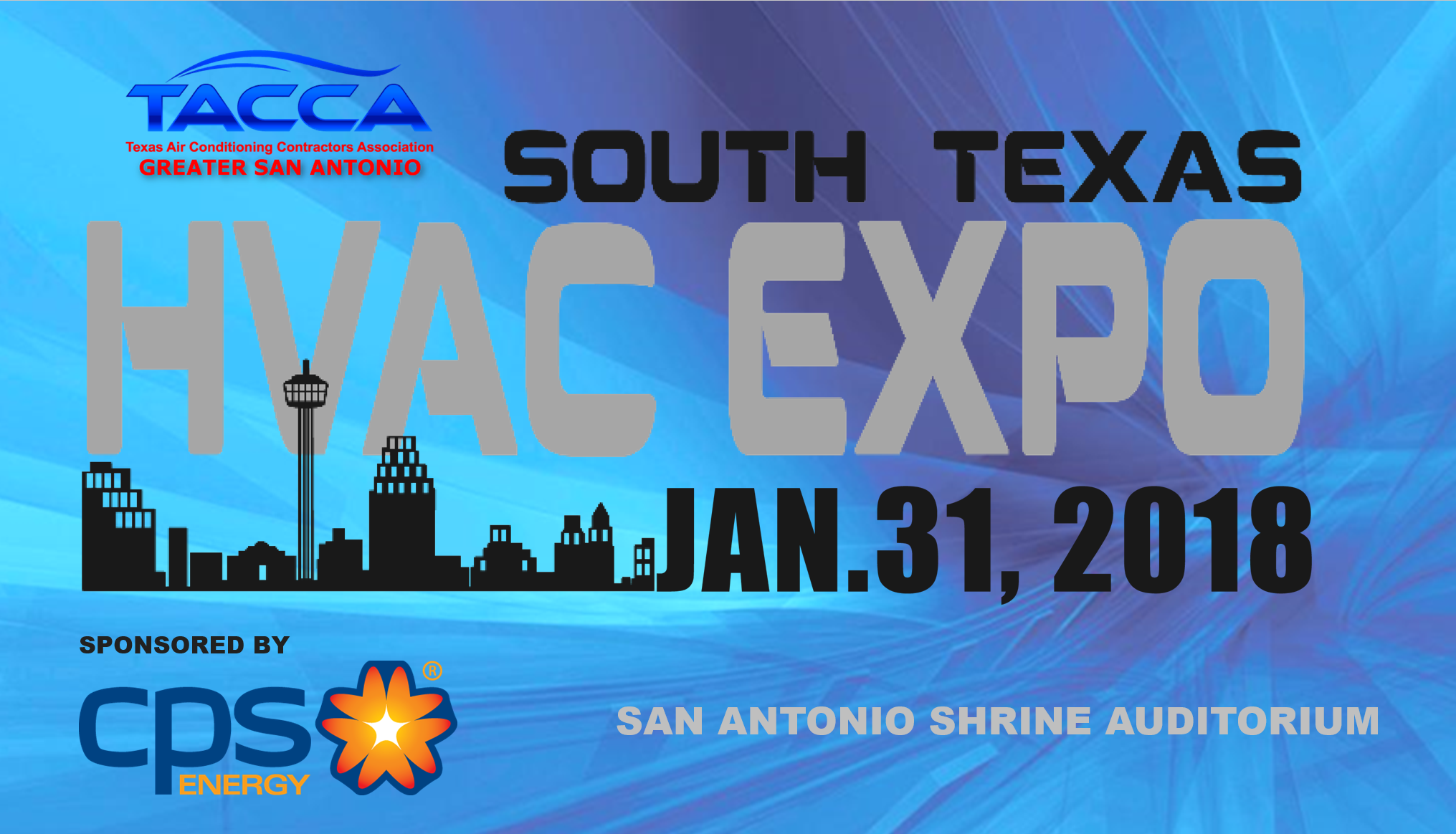 South Texas HVAC EXPO 2018